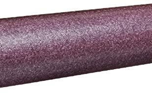 "AmazonBasics High-Density Exercise, Massage, Muscle Recovery, Round Foam Roller, 12"", 18"", 24"", 36"""