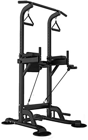 Power Tower Exercise Equipment, Power Tower Pull Up Bar, Power Tower Dip Station,Power Tower Workout, Multi-Function Strength Training Equipment for Home Gym