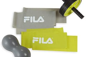 FILA Accessories Rock Solid Exercise Abdominal Trainer Kit