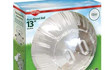 Kaytee Run-About Ball Mega Clear 13 Inches