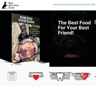 Raw Dog Food Diet Guide | Raw Cat Food Diet Guide