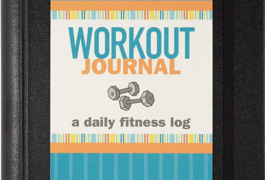 Workout Journal (3rd Edition, now with removable cover band!)