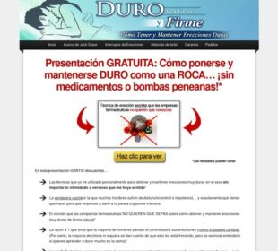 Duro Y Firme | How To Get And Keep Rock Hard Erections