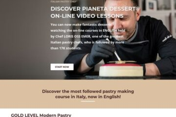 Modern Pastry: The Secrets Of Italian Pastry