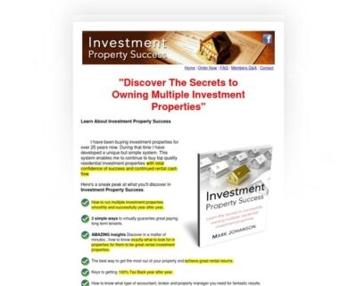 Investment Property Success