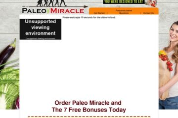 Paleo Miracle - Lose Weight With The Paleo Diet