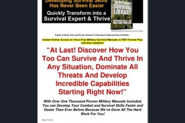 The Ultimate Survival library