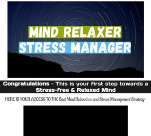 Mind Relaxer – Prize Crafts​
