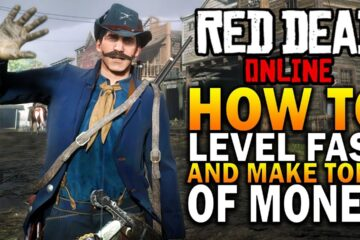 How To Level Fast & Make Tons Of Money In Red Dead Online [RDO PC]