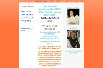 Linda Rixon Life Coach / Motivational Speaker - Linda's eBookWHAT YOU DON'T KNOW CAN REALLY HURT YOURemember >>>>Think >>>>>>>>