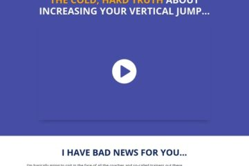 Vertical Explosion Training Program