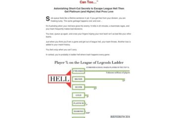 Summoner School - The Ultimate League of Legends Guide
