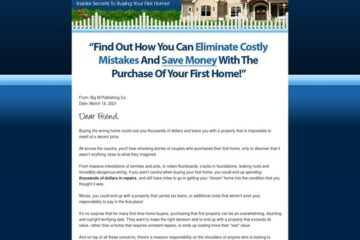 Home Buyers Handbook