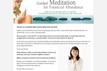 How To Use Meditation to Create Unlimited Financial Abundance In Your Life | Mindfulness Training