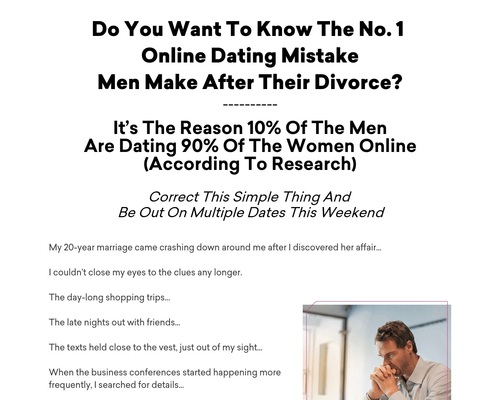Dating Comeback Master Class