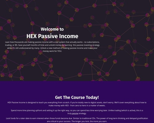 Passive Income Investing Techniques To Make Money Online
