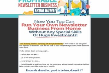 Create Your Newsletter