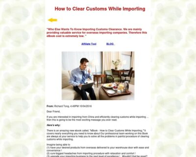 How to Clear Customs while Importing